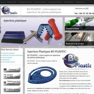Site BG Plastic