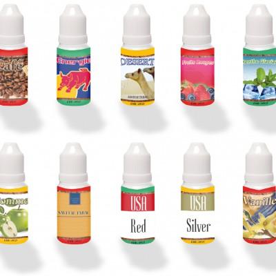 Etiquettes E-liquid cigarette electronique LegalBox